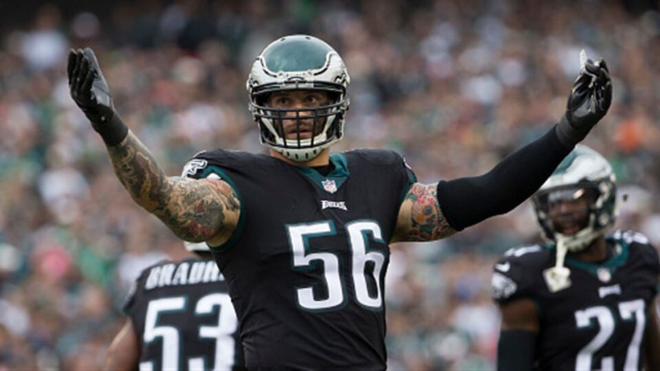 Eagles Defensive End Chris Long Tackles Education Inequality and More