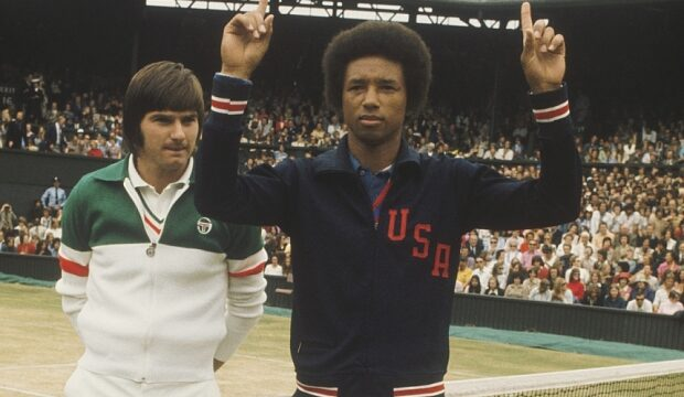 Remembering​ the Impact of Arthur Ashe Four Decades Later