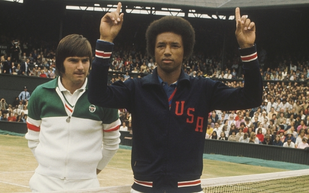 Remembering the Impact of Arthur Ashe Four Decades Later