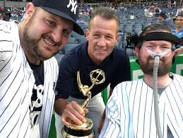 Yankees Honor Co-Founder​ of  The ALS Ice Bucket Challenge