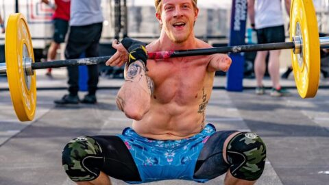 Logan Aldridge: No Limits for The Fittest Man with One Arm