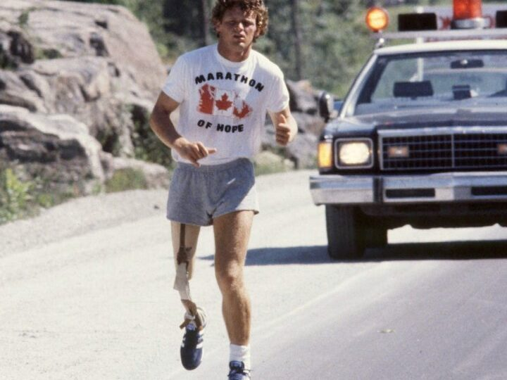 Adidas Pays Tribute to Cancer Fighter and Canadian Hero Terry Fox