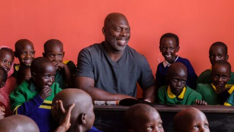Chargers  Coach Anthony Lynn Tackles Lack of Clean Water in Tanzania
