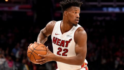 Jimmy Butler and The Miami Heat Won't Back Down