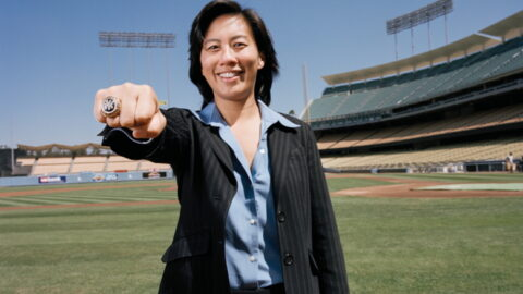 Kim Ng Becomes The MLB's First Female GM