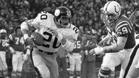 A Veterans Day Tribute: The Rocky Bleier Story